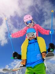 Ski and fun