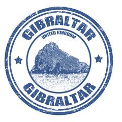 Gibraltar stamp
