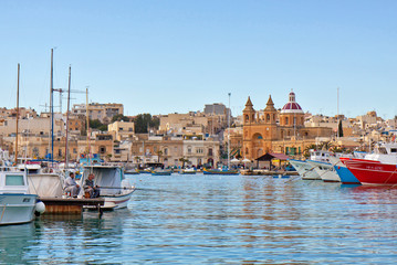 Malta - Marsaxlockk