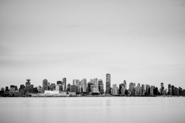 Vancouver skyline Fototapete