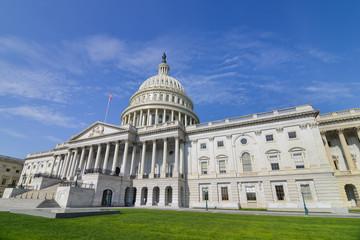United States Capitol Building - Washington DC United States