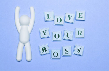 Now Love Your Boss