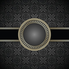 Royal note book cover,seamless background included