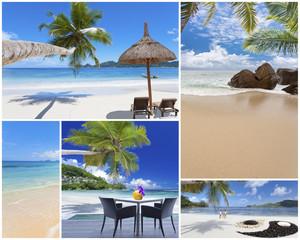 photos des Seychelles