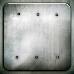 square metal plate
