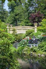 Ornamental Bridge, Halifax Public Gardens