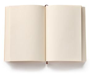 白紙の文庫本