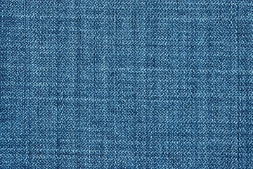 Texture of a material from denim