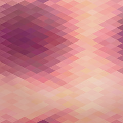 Pattern of geometric shapes, rhombic.Texture with spectrum effec