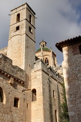 monastère espagnol