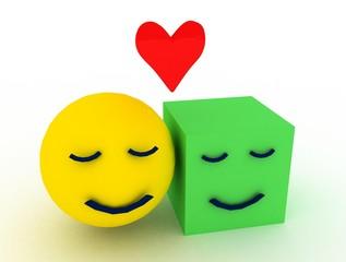 Любовь и геометрия