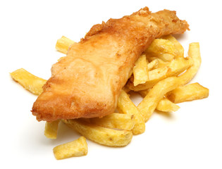 In de dag Vis Fish & Chips