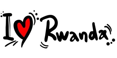 Love Rwanda