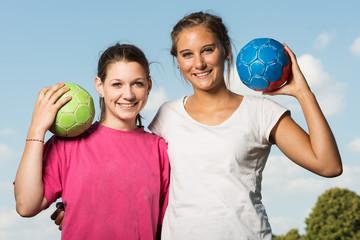Handballerinnen