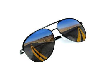 Fotomurales - Road reflex
