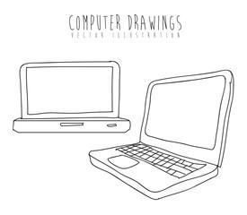 computer drawings