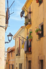 Typical house in Tarragona