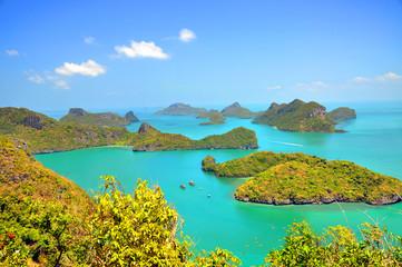 Ang-Thong Marine National Park