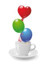 ballons cup