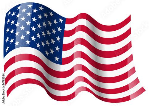 usa fahne wehend usa flag waving stockfotos und lizenzfreie vektoren auf bild. Black Bedroom Furniture Sets. Home Design Ideas