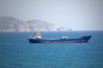 Tramsporter Ship