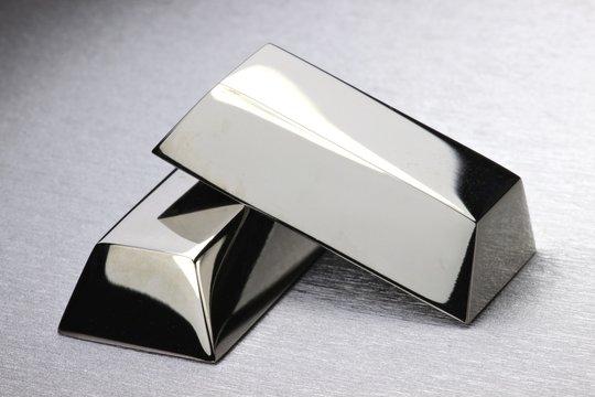 Silberbarren