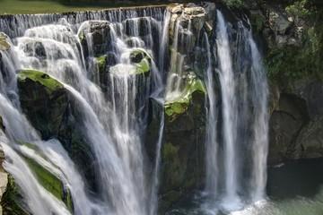 Shifen waterfall,Shifen,Pingxi,New Taipei,Taiwan