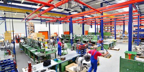 Industrieanlage // Engineering