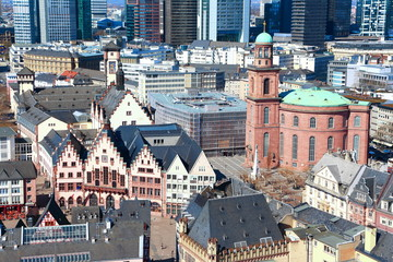 Frankfurt am Main (Römer, Paulskirche) - 2013