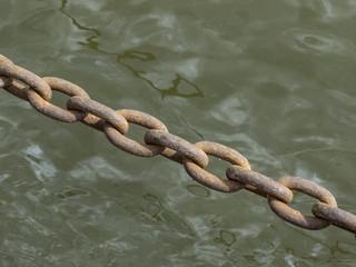 Eisenkette © Matthias Buehner