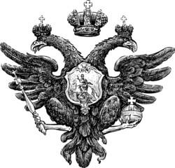 two-headed eagle