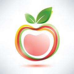 red apple symbol