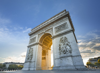 Arc de Triomphe Paris