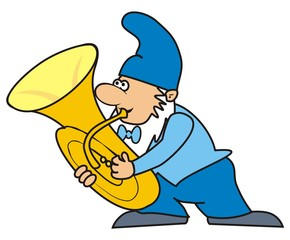 dwarf - trumpet