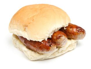 Sausage Bap or Roll