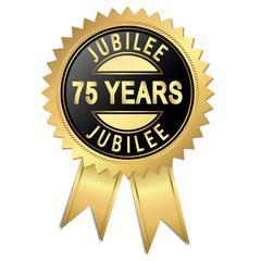 Jubilee - 75 years