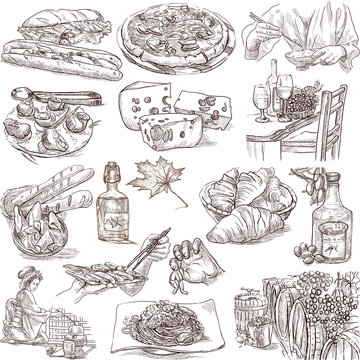 Food and drink around the world