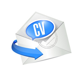cv mail for potential job opportunities.