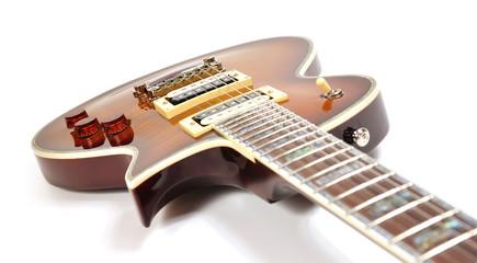 Cuerpo de guitarra.