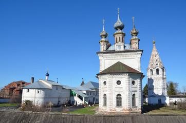 Михайлово-Архангельский монастырь в г. Юрьев-Польский.