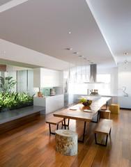 Loft with Atrium (focused)