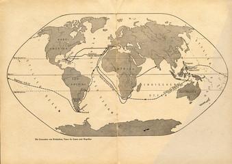 Travels of Columbus, Vasco da Gama and Magellan