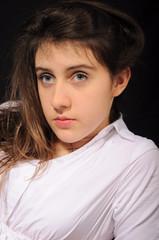 Ritratto giovane ragazza