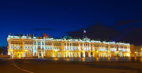 Winter Palace at Saint Petersburg