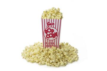 Cinema popcorn basket