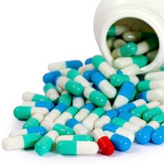 pills antibiotic