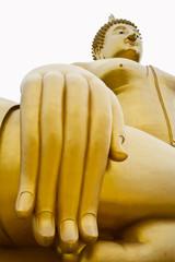 Hand of Big Buddha