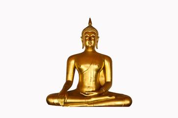 Culorful Buddha in Thailand