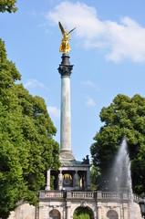 Friedensengel in München / Bayern