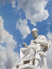 Wall Mural - Plato,ancient greek philosopher